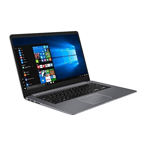 "Asus Vivobook S S501UA-EJ763T PC Portable 15"" FHD gris (Intel i5, RAM 8Go, HDD 1 to + SSD 128Go, Windows 10) Clavier AZERTY Français"