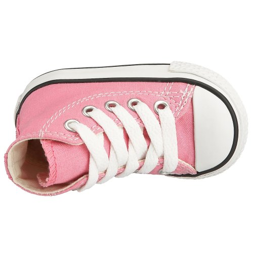 Converse Unisex-Kinder All Star Hohe Sneakers Pink