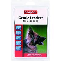 Beaphar Canac Gentle Leader Headcollar Black (Size: Large)