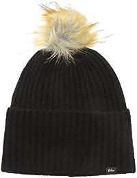ECHO Damen Strickmütze Stretch Fleece Cuff Hat