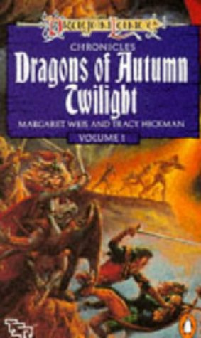 Cover of Dragons Of Autumn Twilight (Dragonlance: Chronicles 1)