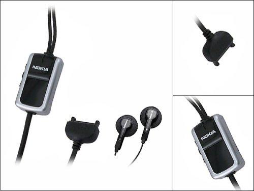 Sonstige Original Nokia HS-23 stereo Headset schwarz (Kopfhörer) für Nokia 6233