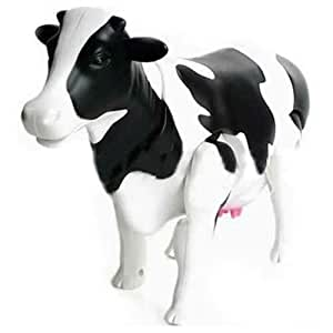 Sajani Battery Operated Walking Cow for Children Toys