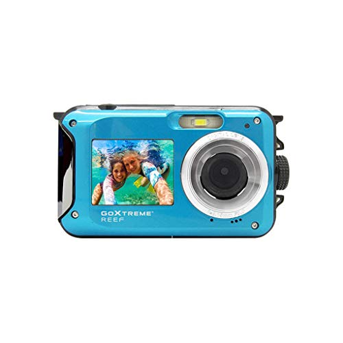 GoExtreme 20154 Reef 4K Action Camera - Blue