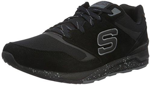 Skechers Herren Og 90 Sneakers Schwarz (Bbk)