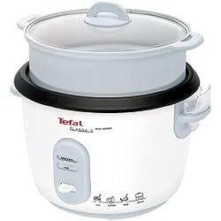 Tefal - RK1011 - Cuiseur à riz, 750 watts, Blanc