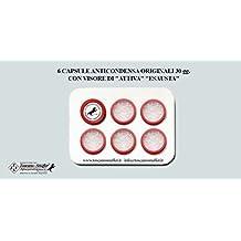 Toscano-Snuffer - Cápsula anticondensación de gel de sílice para humidor de puros, fabricada en Italia, directamente del productor original y patentado