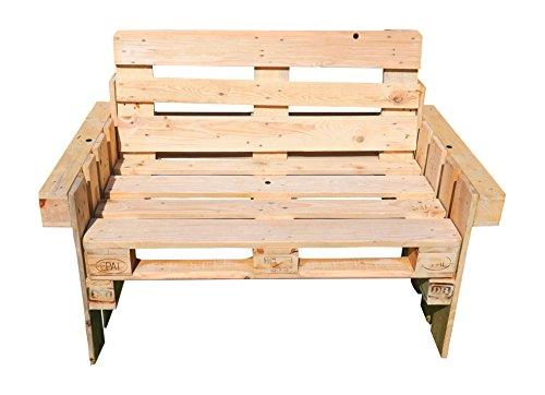 relaxedLiving   Sessel   Stuhl   Gartenbank   aus Paletten   Gartenmöbel   für Ihr Zuhause, Restaurants, Cafés, Messen etc.   Gastronomie   Großbestellungen möglich