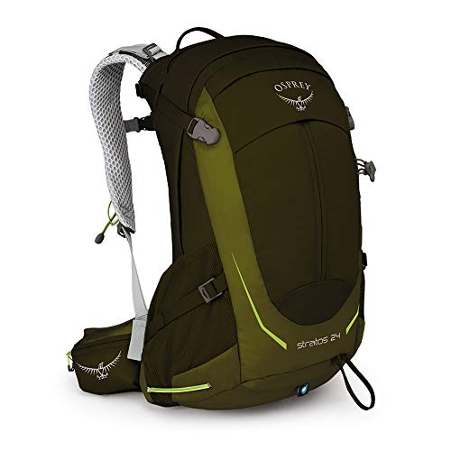 d063418e36 Osprey Stratos 24 Men s Ventilated Hiking Pack - Gator Green ...