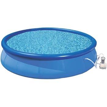 Intex Aufstellpool Easy Set Pools® mit Filterpumpe, TÜV/GS, Blau, 457 x 91 cm