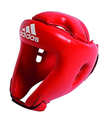 adidas Rookie Casque de boxe Rouge Taille XS/S