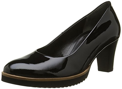 Gabor Shoes 52.100 Damen Geschlossene pumps Schwarz (schwarz(S.S/C A.S) 97)