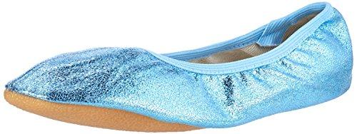 Beck Damen Basic Gymnastikschuhe, Blau (Hellblau 04), 39 EU