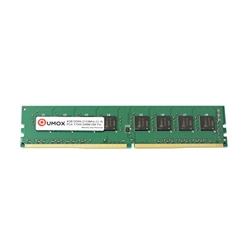 QUMOX 4GB DDR4 2133 2133MHz PC4-17000 PC-17000 288