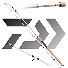 Daiwa team Pilk – Caña, 2 Partes – Interline mar Rod + 1 DAM faro gratis, 2.40m/7,87ft 80-150g/2,82-5,29oz