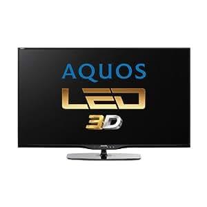 Sharp LC 60LE651E TV LED 60'' (152cm) HD 1080P 3D 200 Hz HDMI Noir Classe: A+