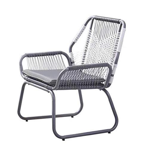 Wicker-schreibtisch-stuhl (WZHFOLDINGTABLE Outdoor Wicker Stuhl Nordic Moderne Einfache Tisch Und Stuhl Kreative Garten Kleinen Couchtisch Weben Rattan Tisch Multi Stil (Size : 58 * 78cm))