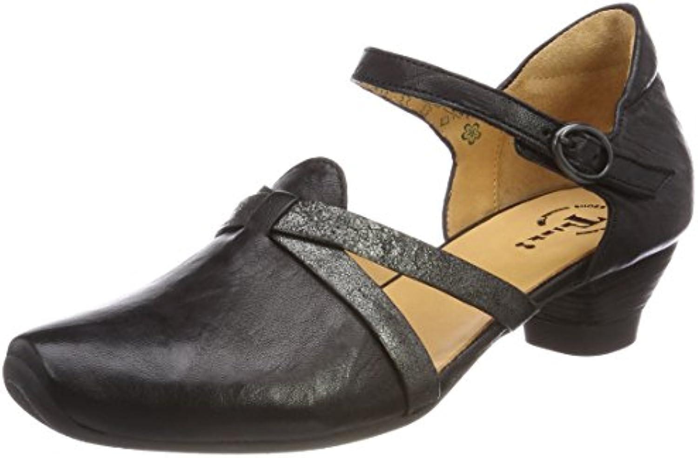 Think Aida_282242, Scarpe con Cinturino alla Caviglia Donna | Nuovo design  | Scolaro/Ragazze Scarpa