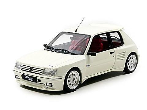 Voiture Miniature Peugeot 205 - Otto Mobile - OT681 - Véhicule Miniature