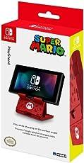 Hori NSW-084U Playstand Versione Mario - Nintendo Switch Ufficiale