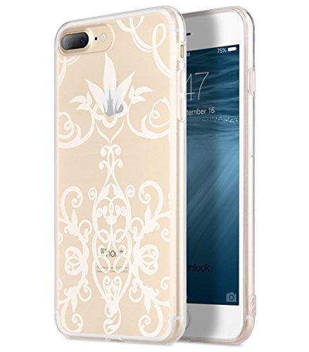 Apple Iphone 7 Melkco Elite-Serie Premium Leder-Snap zurück Tasche Tasche mit Premium-Leder Handgefertigte gute Schutz, Premium Feel-Tan Transparent 9