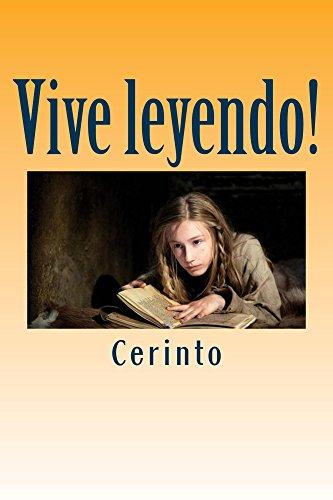 ¡Vive leyendo! por Cerinto