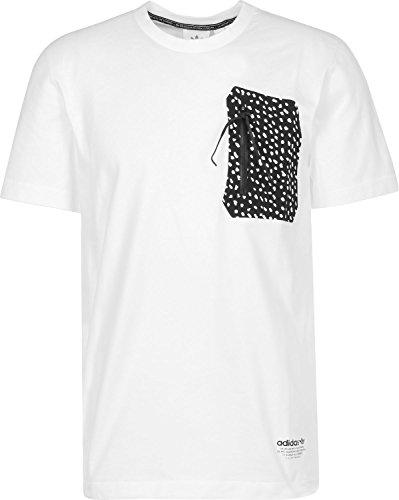 adidas NMD Copenhagen T-Shirt Weiß