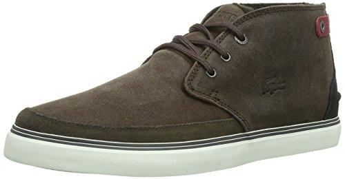 Lacoste CLAVEL 17, Sneaker uomo, Braun (DK BRW 176), 44.5 (10 UK)