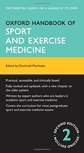 Oxford Handbook of Sport and Exercise Medicine 2/e (Flexicover) (Oxford Medical Handbooks)