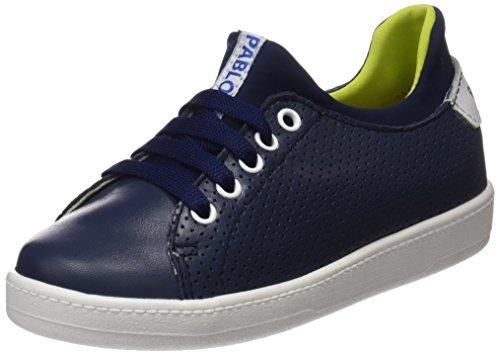 Pablosky 261911, Chaussures Garçon Bleu