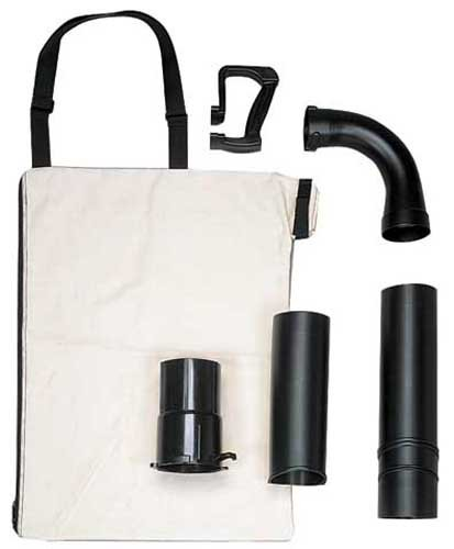 Hitachi RB-HVA Kit d'accessoires aspirateur pour le souffleur RB24E (Import Grande Bretagne)