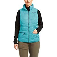 maier sports carpegna Vest–Chaleco para mujer, Peacock Blue, 38, 229511