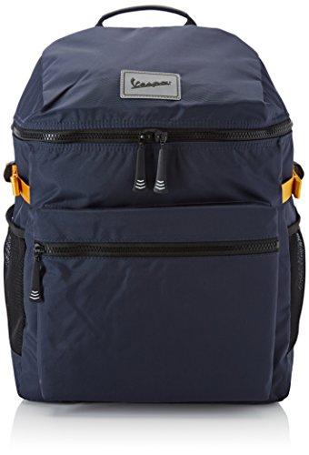 Vespa Footwear Holiday, Zaino Unisex-Adulto, Blu, 31x40x15 cm (W x H x L)