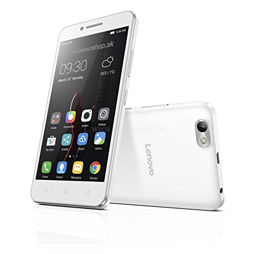 detailed pictures f5b88 cec4e Buy Lenovo Vibe C A2020 (White) on Amazon | PaisaWapas.com