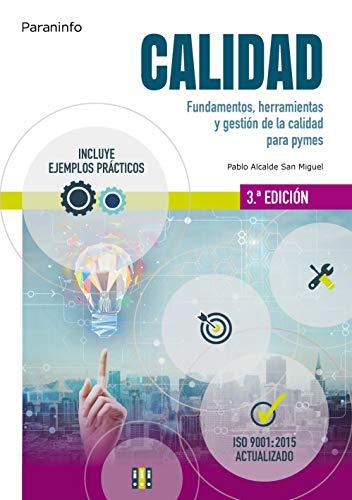 Calidad 3.ª edición 2019 eBook: PABLO ALCALDE SAN MIGUEL: Amazon ...