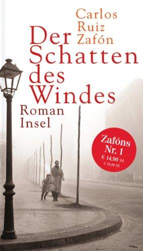 Buchseite und Rezensionen zu 'Der Schatten des Windes: Roman' von Carlos Ruiz Zafón