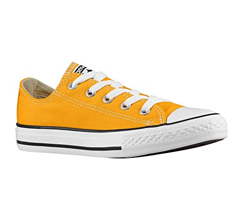 Converse Kids Chuck Taylor All Star Ox Canvas Trainers Wild Honey