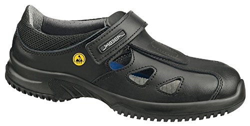 Abeba 36796-36 Uni6 Chaussure Sandale ESD Taille 36 Noir