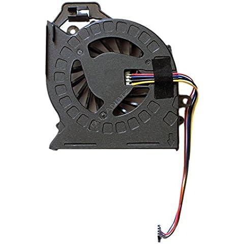 Ventola CPU Fan per HP Pavilion dv6-6150sl dv6-6151el dv6-6152sl dv6-6154sl dv6-6155sl dv6-6156sl