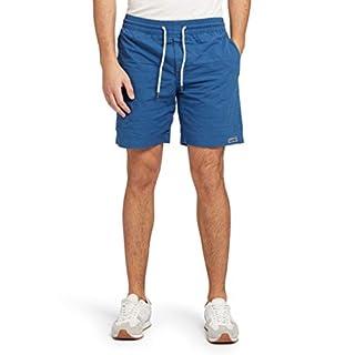 khujo Herren Shorts Aric Kurze Hose aus Baumwolle mit Reißverschlusstaschen