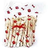 Pets Empire Dog twisted white chew sticks ( 500gms )