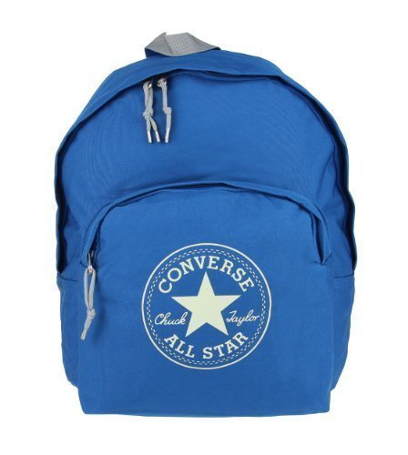 Converse Chuck All Star Estrella Daypack Essentials XXL Backpack Mochila 22976042x 38x 19cm (BxHxT) azul