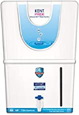 KENT Pride 15-Litres Mineral RO Water Purifier,White