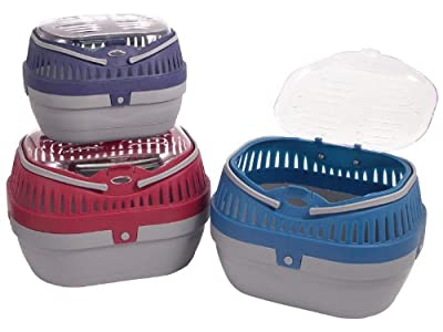 Options Small pet animal carrier crate travel box rabbit guinea pig