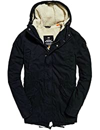 Superdry Herren Eskimo Winter Rookie Military Parka