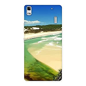 Neo World Ocean Bed Side Back Case Cover for Lenovo A7000