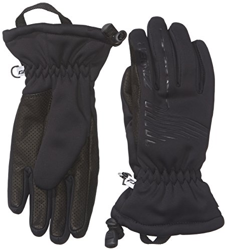 Zanier Damen Handschuhe Wave.WS, Schwarz, S
