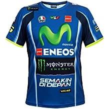 Camiseta Oficial Yamaha M1 Replica Valentino Rossi