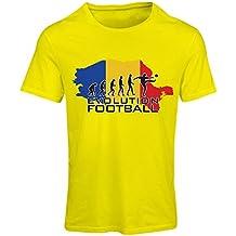 lepni.me N4514F Camiseta Mujer Evolution Football - Romania