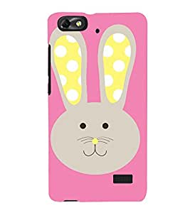 Meow Cat Girly 3D Hard Polycarbonate Designer Back Case Cover for Huawei Honor 4C :: Huawei G Play Mini